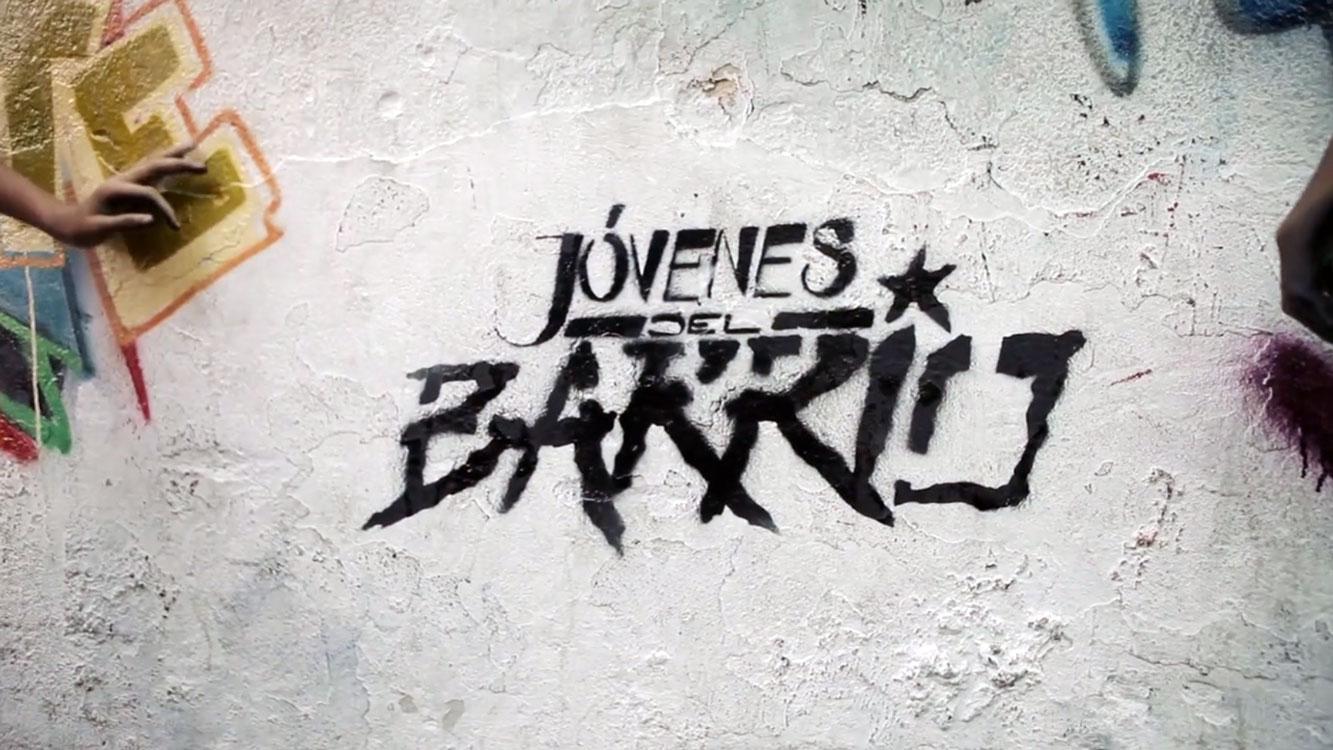 Intervenciones urbanas para Jóvenes del Barrio