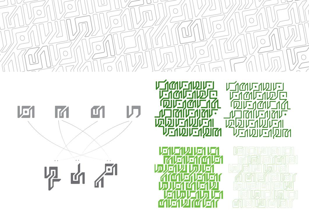 Diseño de trama modular para sistemas de almacenamiento Tepuy