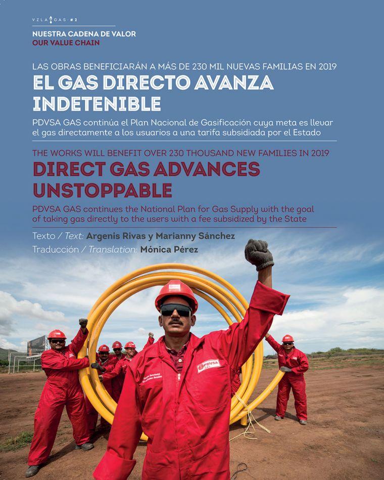 Venezuela Gas (imagen del proyecto)