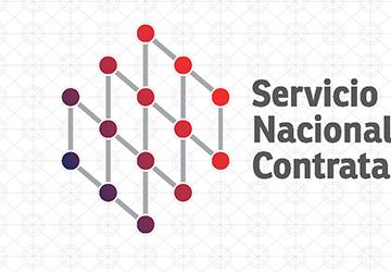 Diseño de marca para el Servicio Nacional de Contrataciones