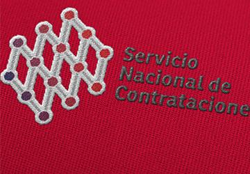 Diseño de materiales institucionales para el Servicio Nacional de Contrataciones