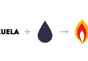 Diseño de marca para la revista Venezuela Gas