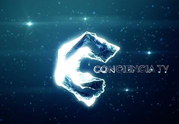 Identificador animado para ConCiencia Tv (2013)