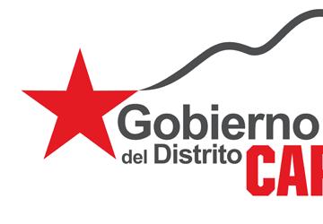Diseño de marca para el Gobierno del Distrito Capital